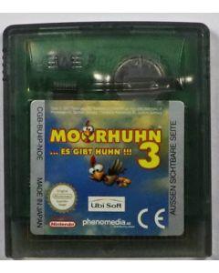 Jeu Moorhuhn 3 chasse au poulet pour Game Boy Color