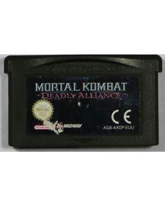 Jeu Mortal Kombat Deadly Alliance pour Game Boy Advance