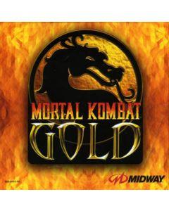 Jeu Mortal Kombat Gold pour Dreamcast