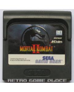 Jeu Mortal Kombat II pour Game Gear