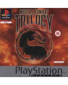 Jeu Mortal Kombat Trilogy Platinum pour Playstation