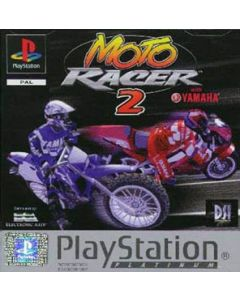 Jeu Moto Racer 2 Platinum pour Playstation