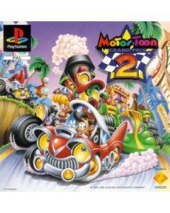 Jeu Motor Toon Grand Prix 2 pour Playstation