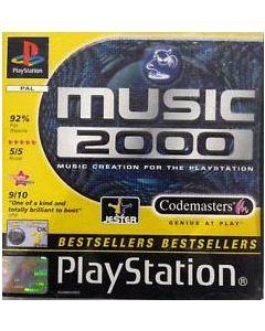 Jeu Music 2000 pour PS1