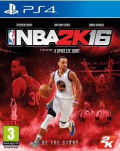 Jeu NBA 2K16 pour PS4