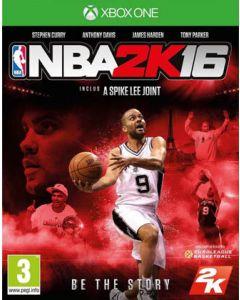 Jeu NBA 2K16 pour Xbox One