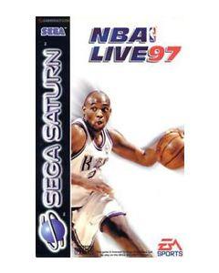Jeu NBA Live 97 pour Saturn