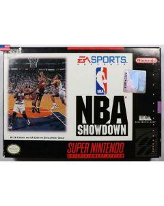 Jeu NBA Showdown pour Super NES