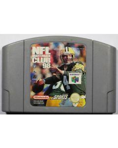Jeu NFL Quarterback club 98 pour Nintendo 64