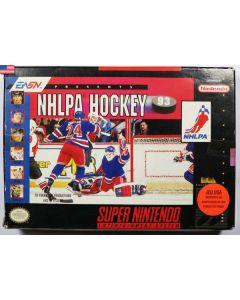 Jeu NHLPA Hockey 93 pour Super NES