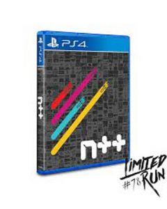 Jeu N++ Limited Run pour PS4
