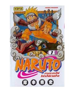 Manga Naruto tome 1