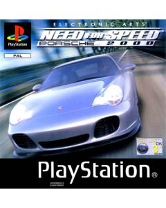 Jeu Need for Speed Porsche 2000 pour Playstation