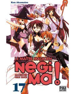 Manga Negima! Le Maître magicien tome 17