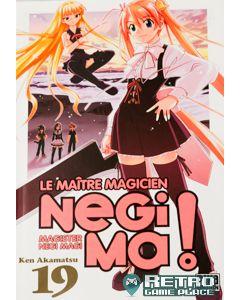 Manga Negima! Le Maître magicien tome 19