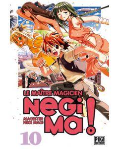 Manga Negima! Le Maître magicien tome 10