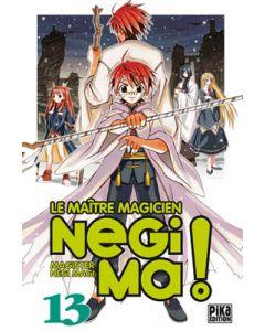 Manga Negima! Le Maître magicien tome 13