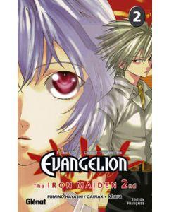Manga Neon Genesis Evangelion Iron Maiden 2nd tome 02