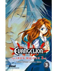 Manga Neon Genesis Evangelion Iron Maiden 2nd tome 03