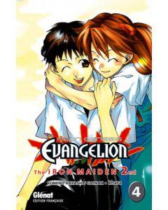 Manga Neon Genesis Evangelion Iron Maiden 2nd tome 04