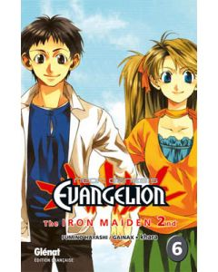 Manga Neon Genesis Evangelion Iron Maiden 2nd tome 06
