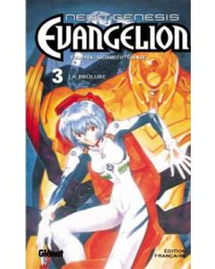 Manga Neon Genesis Evangelion tome 03