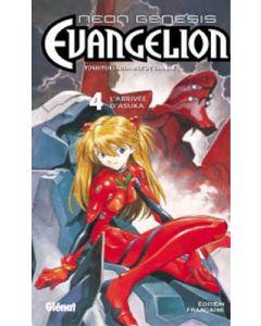 Manga Neon Genesis Evangelion tome 04