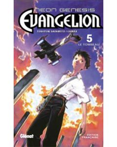 Manga Neon Genesis Evangelion tome 05