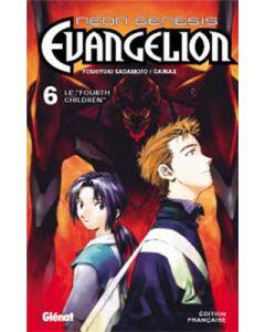 Manga Neon Genesis Evangelion tome 06