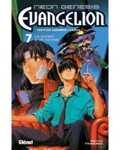 Manga Neon Genesis Evangelion tome 07
