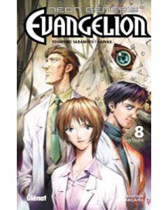 Manga Neon Genesis Evangelion tome 08