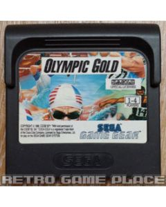 Jeu Olympic Gold pour Game Gear