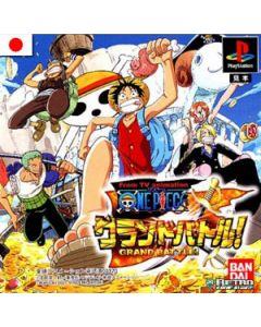 Jeu One Piece Grand Battle pour Playstation