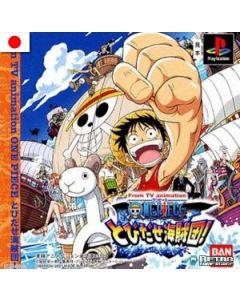Jeu One Piece pour Playstation