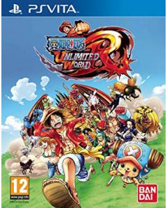 Jeu One Piece Unlimited World Red pour PS Vita