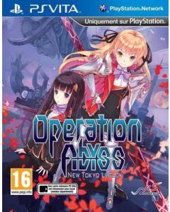Jeu Opération Abyss New Tokyo Legacy pour PS Vita