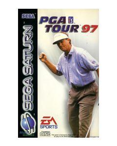 Jeu PGA Tour 97 pour Saturn