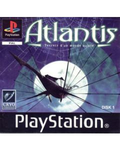 Atlantis Secrets d'un Monde Oublié
