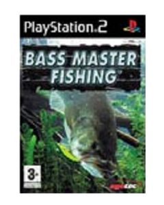 Bass master fishing  PS2 playstation 2