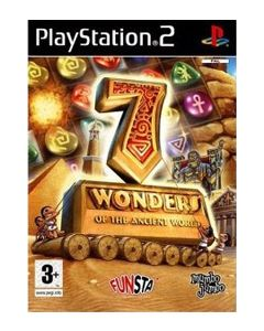 7 wonders of the ancient world  PS2 playstation 2