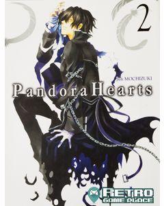 Manga Pandora Hearts tome 1