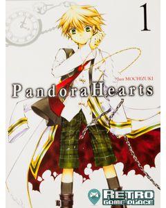 Manga Pandora Hearts tome 2