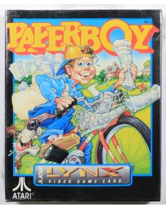 Jeu Paperboy (neuf) pour Atari Lynx