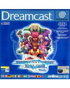 Jeu Phantasy Star Online Ver.2 pour Dreamcast
