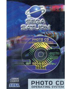Jeu Photo CD Operating System pour Saturn