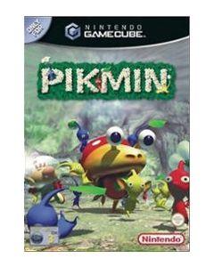 Jeu Pikmin pour Game Cube
