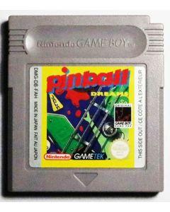 Jeu Pinball Dream pour Game Boy