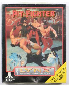 Jeu Pit-Fighter (neuf) pour Atari Lynx