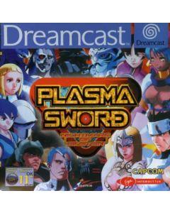 Jeu Plasma Sword pour Dreamcast