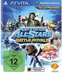 Jeu PlayStation All-Stars Battle Royale pour PS Vita